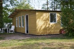 Camping Johanna Hoeve chalet